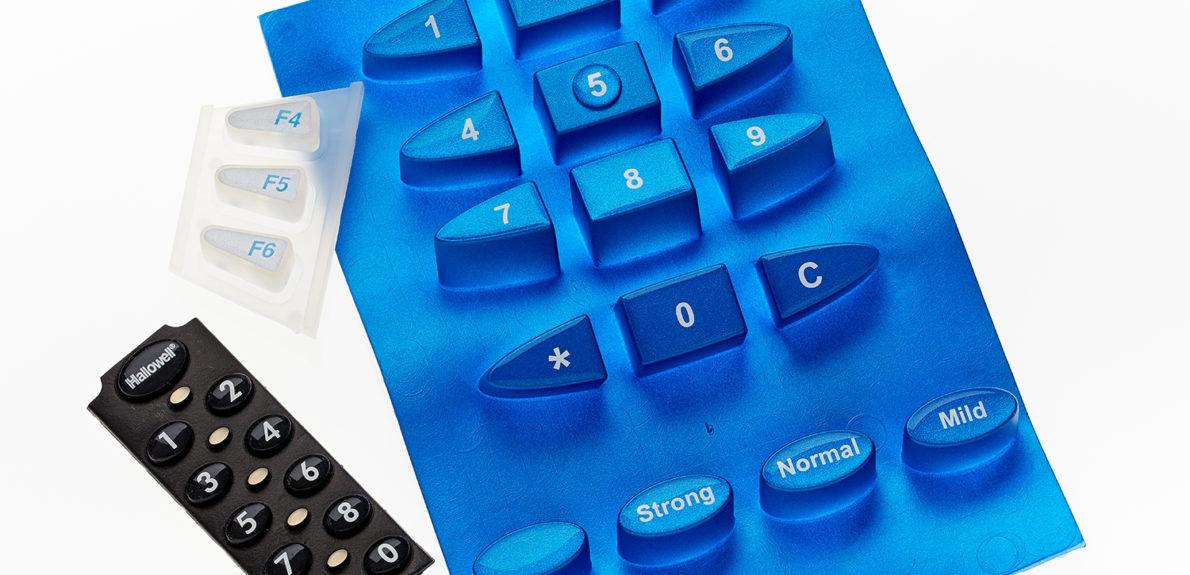Resin Top Keypads